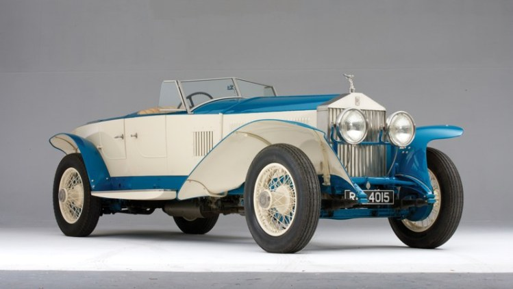 1926 Rolls-Royce Phantom I Experimental
