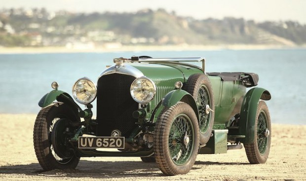 1928 Bentley 4.5 Litre Semi-Le Mans Tourer