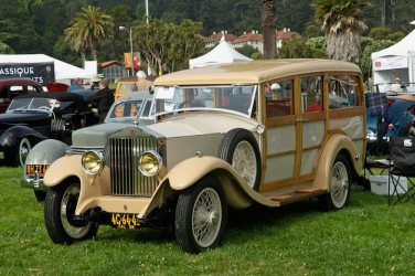 1929 Rolls Royce Shooting Brake