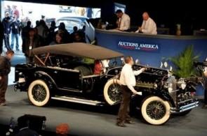 1930 Packard 745 Dual Cowl Phaeton