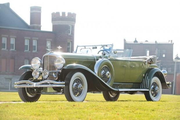1931 Duesenberg Model J Tourster