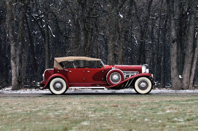 1932 Duesenberg Model J Phaeton