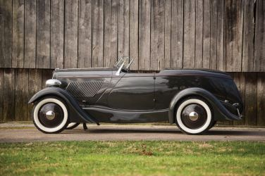 1932 Ford Model 18 Edsel Ford Speedster (photo: Darin Schnabel)