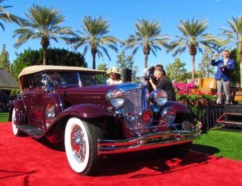 1933 Chrysler Imperial CG LeBaron Dual Cowl Phaeton