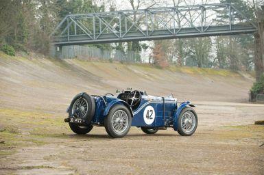 1933 MG K3 Magnette (photo: Tom Wood)