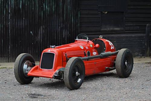 1933 MG Magnette K-Type