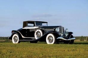 1934 Auburn 12 Salon Cabriolet
