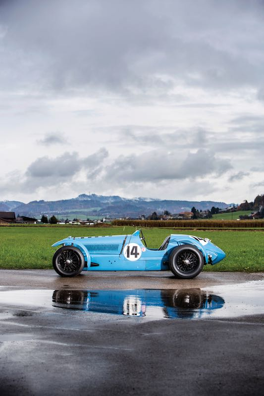 1935 Delahaye 135 S (photo: Simon Clay)