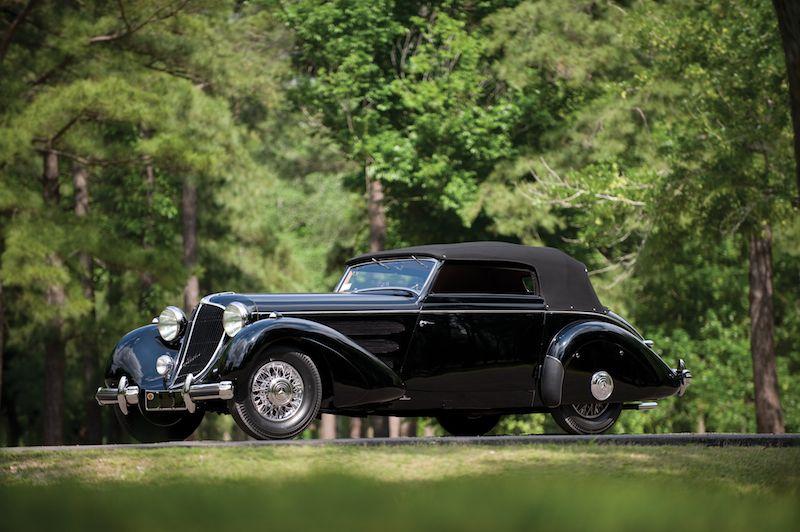 Rm auctions monterey 2010 sale preview for Mercedes benz payment estimator