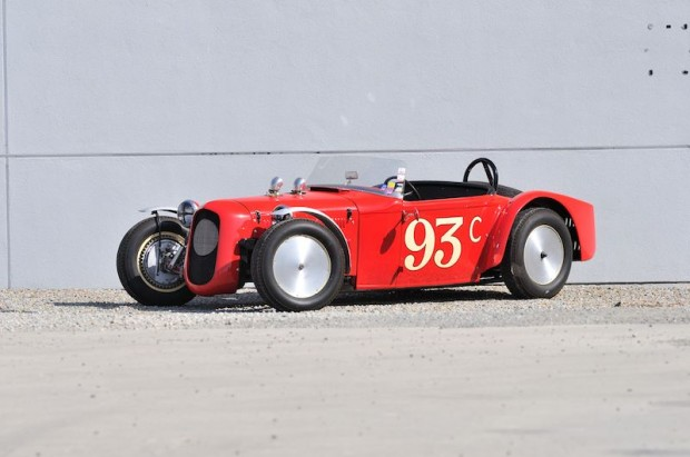 1937 Ingalls Special Road Race Car