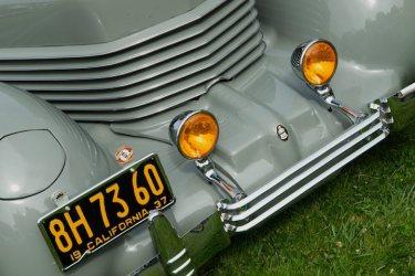 1937 Cord Beverly 812 Sedan
