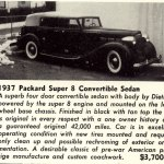 Packard Super Eight – Classic Cars for Sale