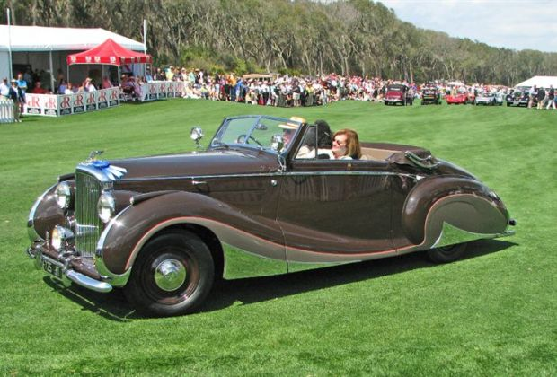 1947 Bentley Franay