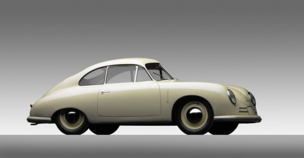 1949 Porsche 356 Gmund Coupe