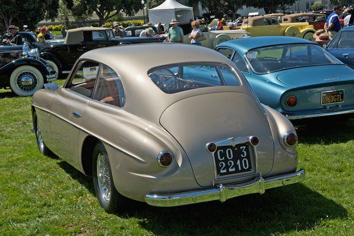 Ferrari 195 and 250 Lusso