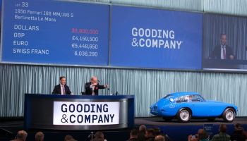 Gooding Scottsdale 2017  Auction Results