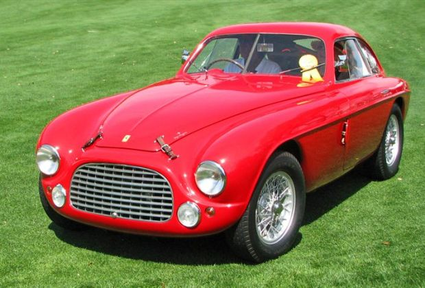1950 Ferrari 166 MM Le Mans Berlinetta, Michael and Katharina Leventhal, Chicago, IL