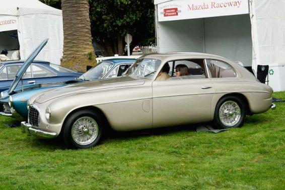 1950 Ferrari 195 Inter Berlinetta