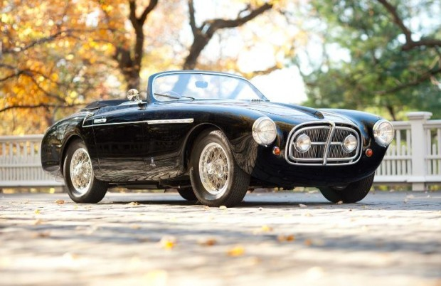 1951 Ferrari 212 Export Cabriolet by Vignale