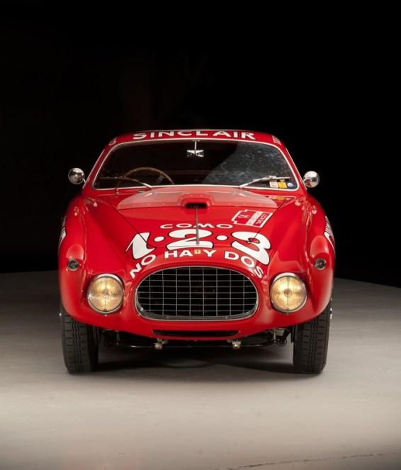 1952 Ferrari 340 Mexico Berlinetta Front