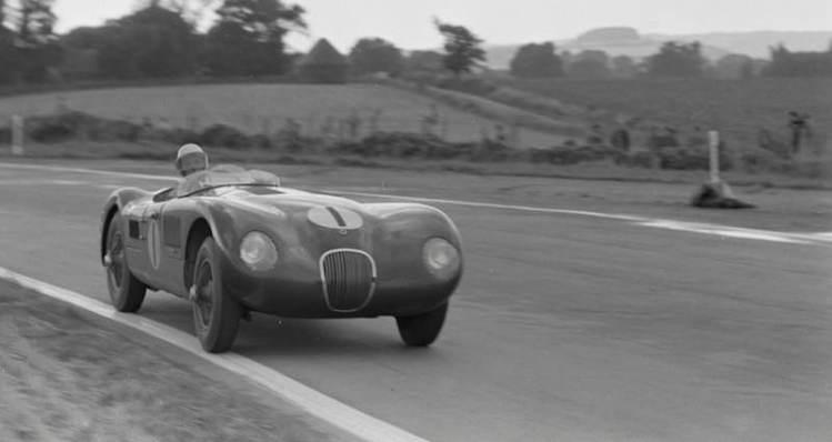 1952 Jaguar C-Type XKC 011 (photo: Revs Digital Library)