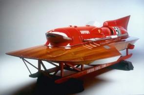 1953 Ferrari Hydroplane Arno X1