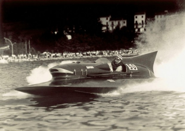 1953 Ferrari Hydroplane race boat Arno XI