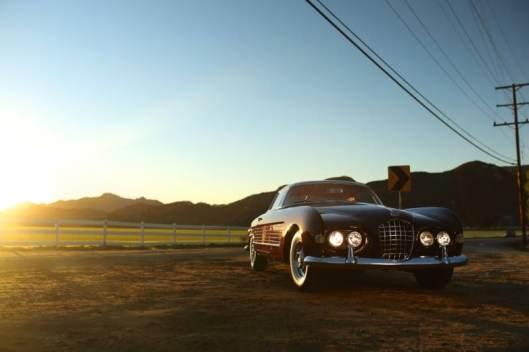 1953 Cadillac 62 bodied by Ghia Rita Hayworth