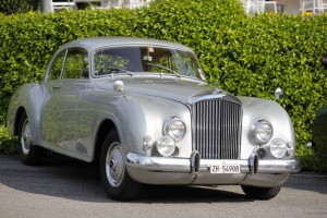 1953 Bentley Continental Type R