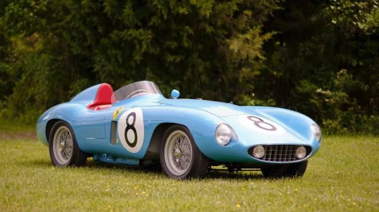 1955 Ferrari 500 Mondial Scaglietti Spider