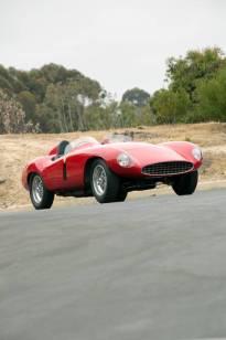 1955 Ferrari 750 Monza Spider Front