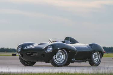 1955 Jaguar D-Type XKD530 Front