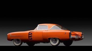 1955 Lincoln Indianapolis Boano