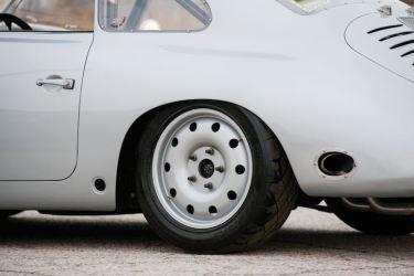 1955 Porsche 356 Emory Special Exhaust