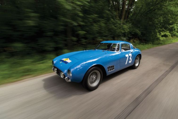 1956 Ferrari 250 GT Berlinetta Competizione Tour de France Motion
