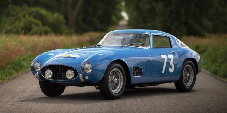 1956 Ferrari 250 GT Berlinetta Competizione Tour de France (photo: Patrick Ernzen)