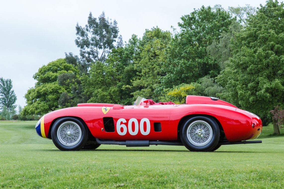 1956 Ferrari 290MM Barchetta