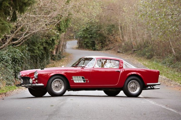 1956 Ferrari 410 Superamerica Series I Coupe