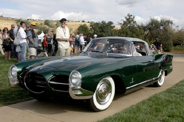 2009 Niello Concours At Serrano Results And Photos