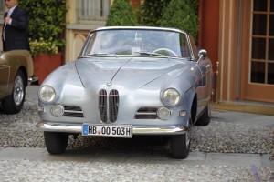 1956 BMW 503