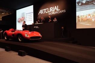 1957 Ferrari 335 S Spider
