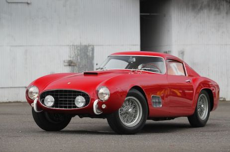 1957 Ferrari 250 GT LWB Tour de France 14-Louver Berlinetta