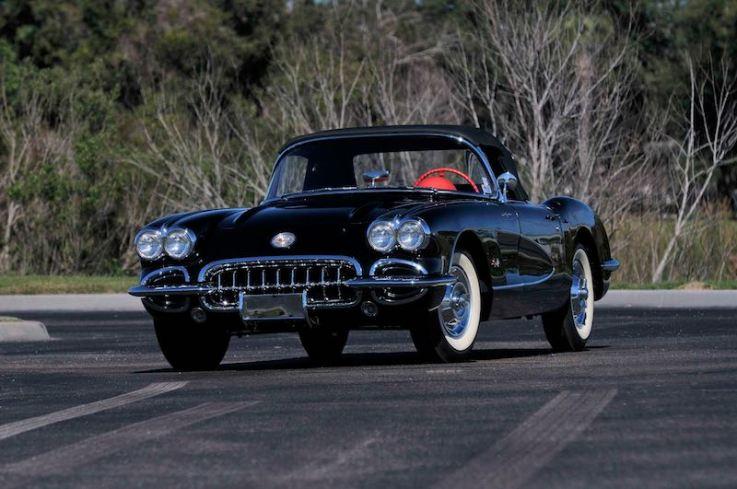 1958 Chevrolet Corvette Convertible (Lot S91)