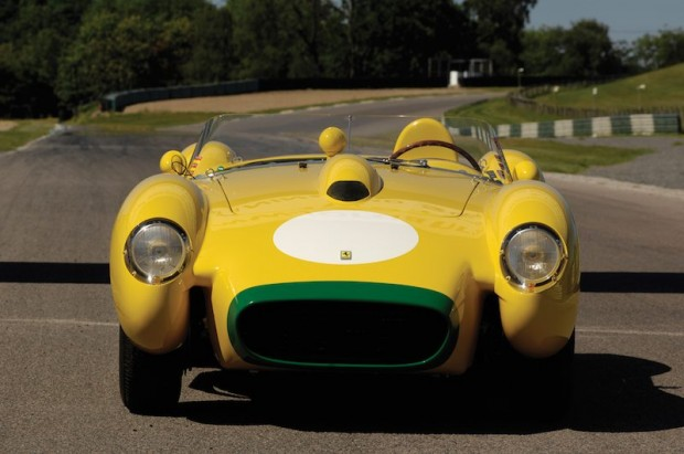 1958 Ferrari 250 Testa Rossa 0738 TR Front