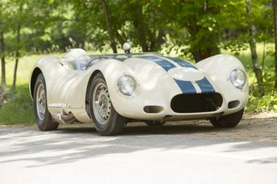 1958 Lister-Chevrolet Knobbly Front
