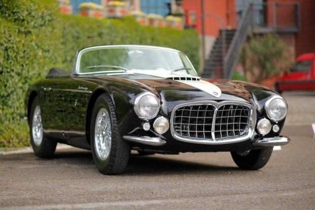 1955 Maserati A6GCS Spider by Frua