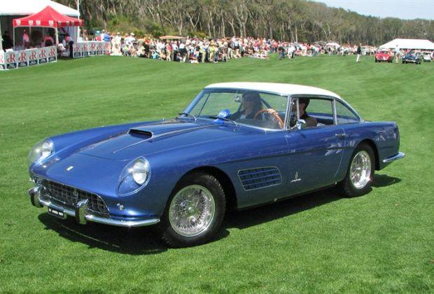 1958 Ferrari 410 Superamerica Series III