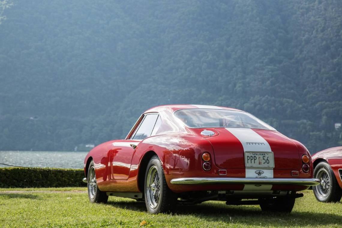 1959 Ferrari 250 GT Interim Berlinetta Scaglietti