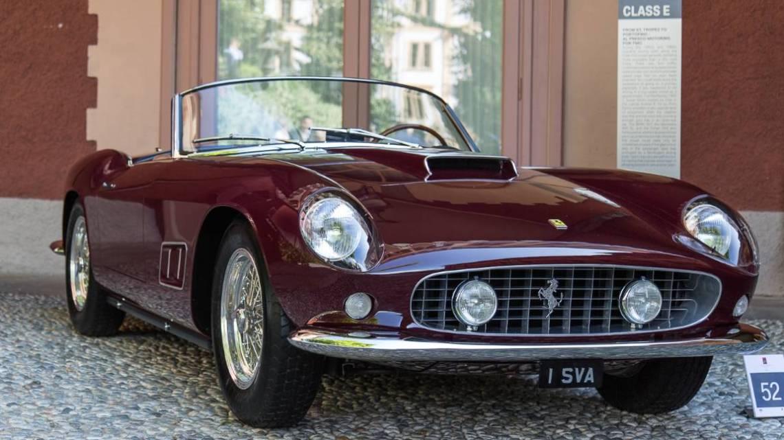 1959 Ferrari 250 GT LWB California Spider Scaglietti