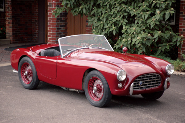 <strong>1958 AC Ace Bristol Roadster – Estimate $210,000 - $230,000. </strong>Known history including 30 years with prior owner; Bristols have been the rare exception in this market, escalating in price over the past year; two traded strongly in Monterey.